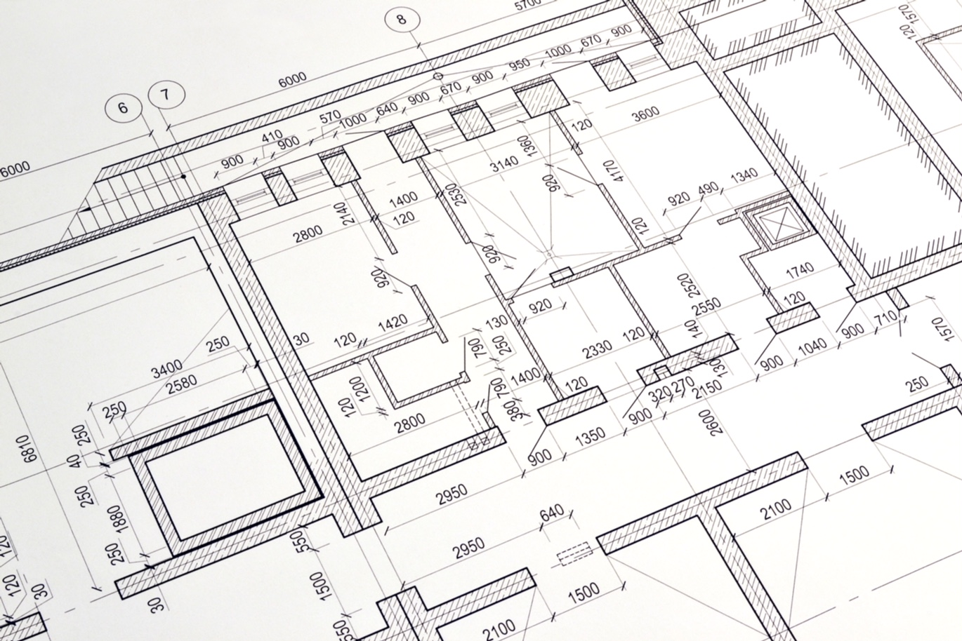 A Measured Building Survey Floor Plan